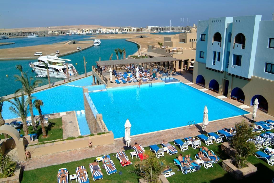 Hotel Marina Lodge Ghalib