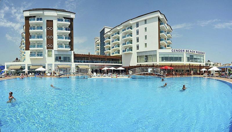 Cenger Beach Resort & Spa –