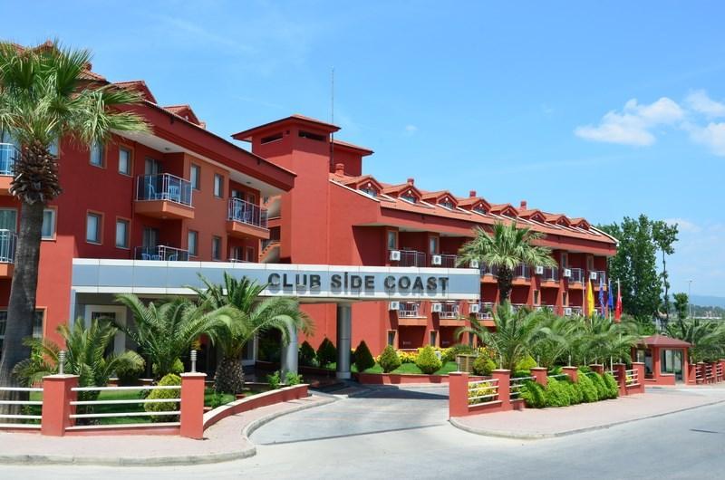 Club Side Coast Hotel –