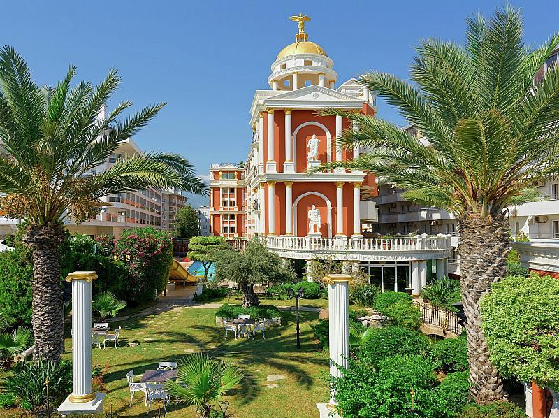 Hotel Antique Roman Palace –