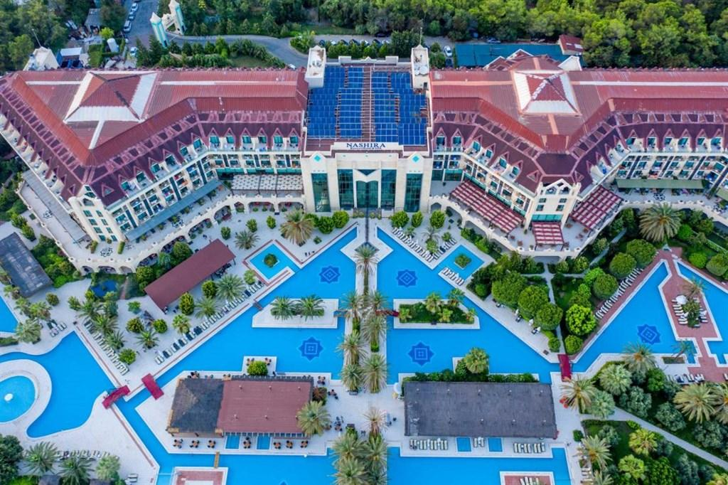Nashira Resort Hotel & Aqua – Spa