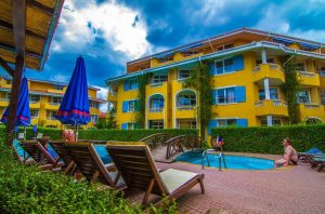 Blue Orange Beach Resort