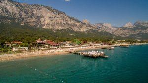 Crystal Flora Beach Resort –