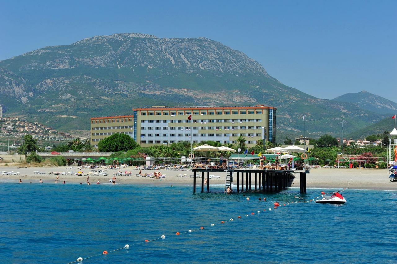 K'rb'y'k Resort Hotel