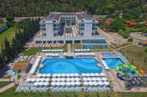 Dosinia Luxury Resort