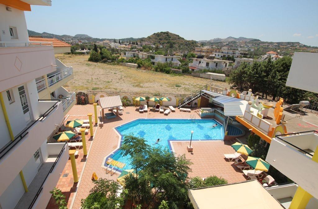 Grecian Fantasia Resort (Rhodes)