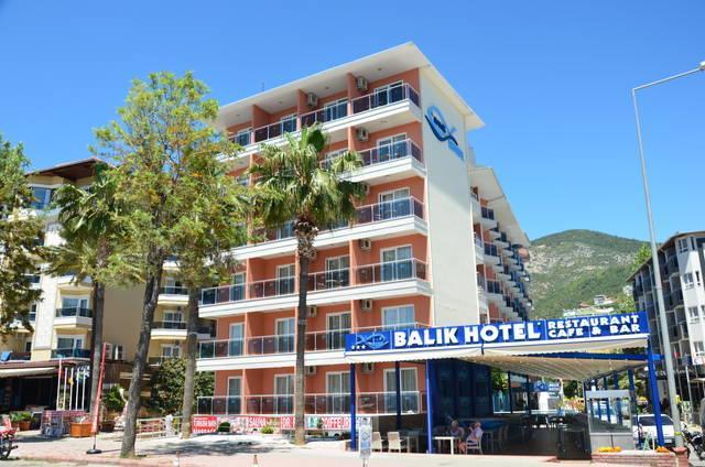 Kleopatra Balik Hotel